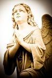 όμορφος τρύγος αγγέλου Στοκ εικόνες με δικαίωμα ελεύθερης χρήσης