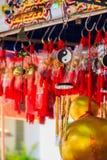 Όμορφος των κινεζικών καλών στοιχείων τύχης, το παραδοσιακό κινέζικο ST Στοκ Φωτογραφία