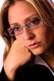 όμορφος φανείτε γυναίκα Στοκ φωτογραφία με δικαίωμα ελεύθερης χρήσης