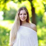 όμορφος φανείτε σαγηνε&upsilon Στοκ Φωτογραφία