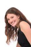 όμορφος χαμογελώντας έφη&b στοκ εικόνες με δικαίωμα ελεύθερης χρήσης