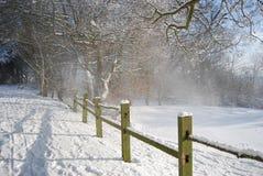 Όμορφος χειμώνας Στοκ Φωτογραφία