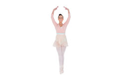 Όμορφος χορός ballerina Στοκ φωτογραφίες με δικαίωμα ελεύθερης χρήσης