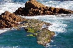 όμορφος ωκεανός τοπίων στοκ φωτογραφίες