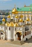 Όμορφος Annunciation καθεδρικός ναός της Μόσχας Κρεμλίνο Στοκ Φωτογραφίες