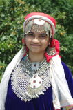 Όμορφος Kashmiri κορίτσι-8 Στοκ εικόνα με δικαίωμα ελεύθερης χρήσης