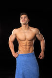 Όμορφο άτομο bodybuilder