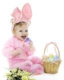 Όμορφο λαγουδάκι Πάσχας μωρών Στοκ φωτογραφίες με δικαίωμα ελεύθερης χρήσης