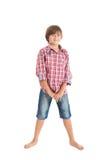 Όμορφο αγόρι εφήβων Στοκ φωτογραφίες με δικαίωμα ελεύθερης χρήσης
