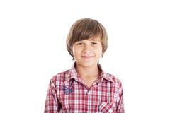 Όμορφο αγόρι εφήβων Στοκ Εικόνα