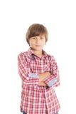 Όμορφο αγόρι εφήβων Στοκ εικόνες με δικαίωμα ελεύθερης χρήσης