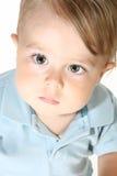 όμορφο αγόρι μωρών Στοκ Εικόνα
