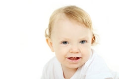 όμορφο αγόρι μωρών Στοκ φωτογραφία με δικαίωμα ελεύθερης χρήσης
