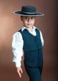 Όμορφο αγόρι Στοκ εικόνα με δικαίωμα ελεύθερης χρήσης