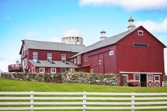 Όμορφο αμερικανικό Farmhouse Στοκ Φωτογραφίες