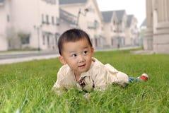 Όμορφο ασιατικό αγόρι στοκ φωτογραφία με δικαίωμα ελεύθερης χρήσης