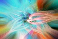 Όμορφο αφηρημένο υπόβαθρο που αποτελείται από πολλά χρώματα στοκ φωτογραφίες
