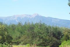 Όμορφο βουνό στη Βουλγαρία Στοκ φωτογραφία με δικαίωμα ελεύθερης χρήσης