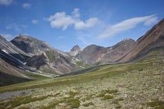 όμορφο βουνό τοπίων στοκ φωτογραφία