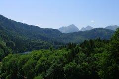 όμορφο βουνό τοπίων Στοκ εικόνες με δικαίωμα ελεύθερης χρήσης
