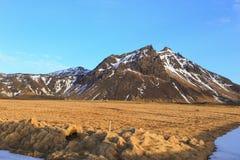 όμορφο βουνό τοπίων Στοκ φωτογραφίες με δικαίωμα ελεύθερης χρήσης