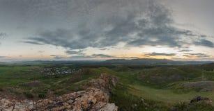 όμορφο βουνό τοπίων Στοκ φωτογραφία με δικαίωμα ελεύθερης χρήσης