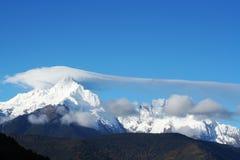 όμορφο βουνό τριχώματος ν&epsil Στοκ φωτογραφία με δικαίωμα ελεύθερης χρήσης