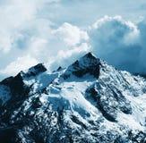 όμορφο βουνό cordilleras Στοκ Φωτογραφία