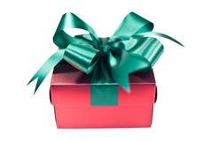 όμορφο διάνυσμα απεικόνισης διακοπών δώρων κιβωτίων Γενέθλια, κόμμα ή νέο έτος, πορείες ψαλιδίσματος Στοκ εικόνες με δικαίωμα ελεύθερης χρήσης