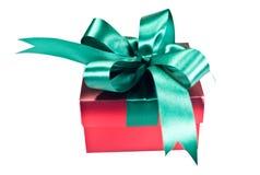 όμορφο διάνυσμα απεικόνισης διακοπών δώρων κιβωτίων Γενέθλια, κόμμα ή νέο έτος, πορείες ψαλιδίσματος Στοκ εικόνα με δικαίωμα ελεύθερης χρήσης