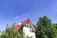 Όμορφο εγχώριο εξωτερικό Στοκ φωτογραφίες με δικαίωμα ελεύθερης χρήσης