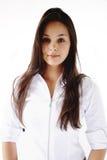 όμορφο επιχειρησιακό κορίτσι Στοκ φωτογραφίες με δικαίωμα ελεύθερης χρήσης