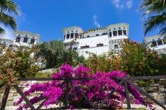 Όμορφο ελληνικό θέρετρο Στοκ φωτογραφία με δικαίωμα ελεύθερης χρήσης