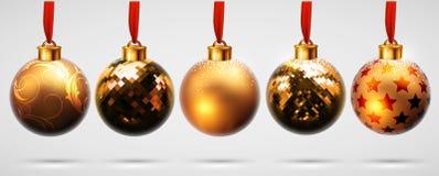όμορφο διάνυσμα απεικόνισης σχεδίου Χριστουγέννων Στοκ Εικόνες