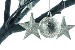 όμορφο διάνυσμα αστεριών απεικόνισης Χριστουγέννων Στοκ φωτογραφίες με δικαίωμα ελεύθερης χρήσης