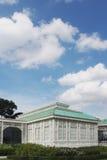 Όμορφο διακοσμητικό κτήριο στοκ εικόνες με δικαίωμα ελεύθερης χρήσης