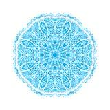 Όμορφο διανυσματικό mandala Στοκ Εικόνες