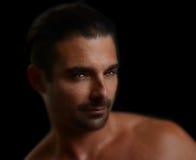 Όμορφο ιταλικό άτομο Στοκ Φωτογραφίες