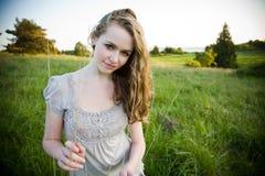 όμορφο καλοκαίρι κοριτ&sigma Στοκ εικόνα με δικαίωμα ελεύθερης χρήσης