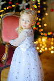 όμορφο κορίτσι λίγα Στοκ Φωτογραφία