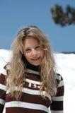 όμορφο κορίτσι διασκέδασης Στοκ Φωτογραφίες