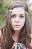 όμορφο κορίτσι εφηβικό Στοκ Φωτογραφία