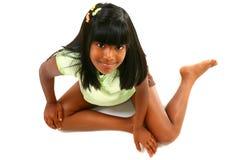 όμορφο κορίτσι Ινδός Στοκ εικόνες με δικαίωμα ελεύθερης χρήσης