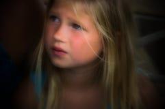 όμορφο κορίτσι λίγα Στοκ Εικόνα