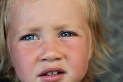 όμορφο κορίτσι μικρό Στοκ Εικόνες