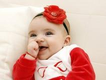 όμορφο κορίτσι μωρών Στοκ Εικόνα