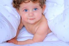 όμορφο κορίτσι μωρών Στοκ Εικόνες