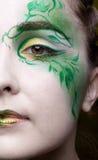 όμορφο κορίτσι νεραιδών Στοκ φωτογραφία με δικαίωμα ελεύθερης χρήσης