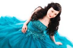 Φόρεμα Prom στοκ φωτογραφίες με δικαίωμα ελεύθερης χρήσης