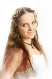 όμορφο κορίτσι ρωσικά Στοκ φωτογραφίες με δικαίωμα ελεύθερης χρήσης